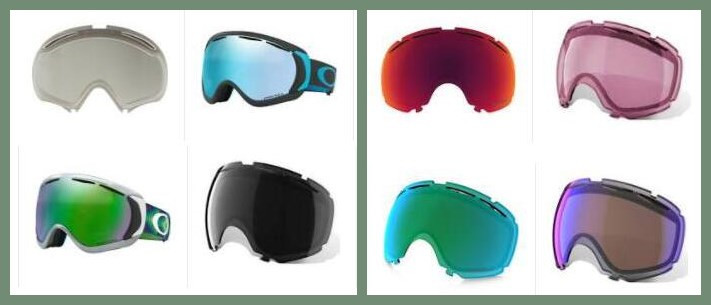 cheap Oakley Canopy Lens
