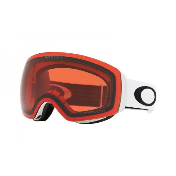 fake replica oakley_flight_deck_xm_prizm_goggles_matte_white